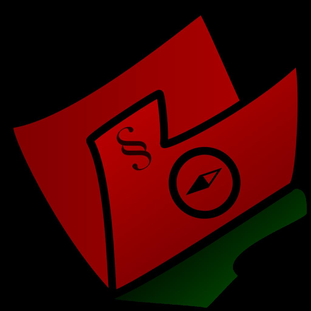 Icon Registermappe