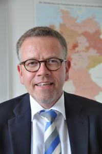 Der Beauftragte für den Datenschutz der EKD, OKR Michael Jacob