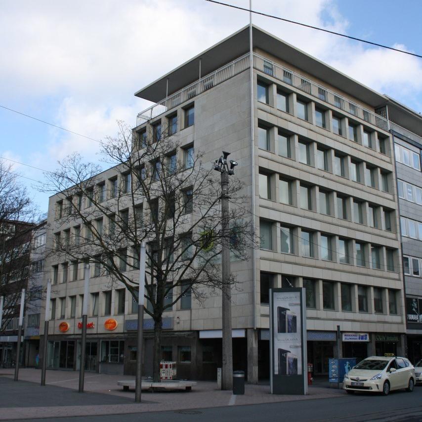 Ein Foto der Außenstelle Dortmund