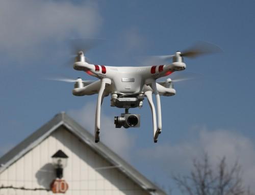 Erstmalig Regeln zum Betrieb von Drohnen erlassen