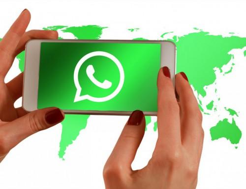 WhatsApp kann nun auch den Live-Standort teilen