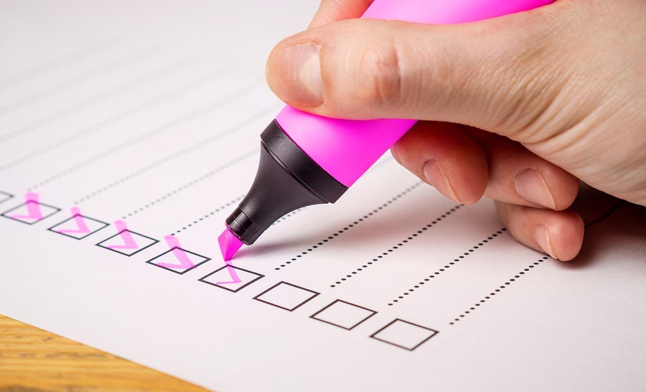 Checklisten DSFA