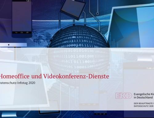 Die Datenschutz-Infotage 2020 online – Ein voller Erfolg