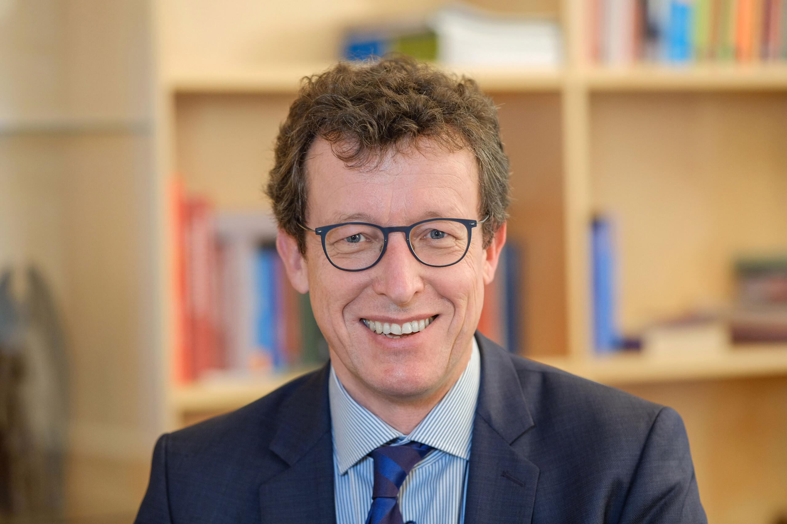 Ralph Charbonnier, Geistlicher Vizepräsident des Landeskirchenamtes in Hannover
